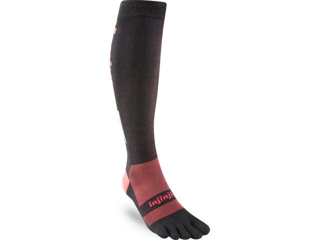 Injinji Ultra Compression OTC Chaussettes Homme, black
